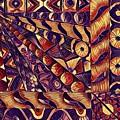 Digital Abstract 1 by Megan Walsh
