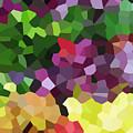 Digital Artwork 846 by Maureen Lyttle