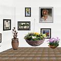 digital exhibition _ Flower basket 22 by Pemaro