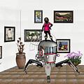 Digital Exhibition 421 by Pemaro