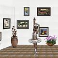 Digital Exhibition_my Dancing Girl by Pemaro