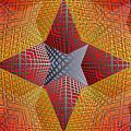 Digital Star 2 by Pamela B Smith