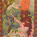 Digitales by Paul Ranson