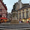Dijon Fountain by Dawn Crichton