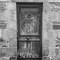 Dilapidated Doorway by Helen Northcott