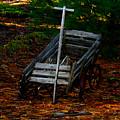 Dilapidated Wagon by Robert Morin