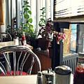 Diner Still Life 2  by Sarah Loft