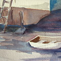 Dinghy by Carol Mueller