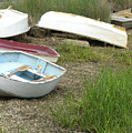 Dinghy by Peter Williams