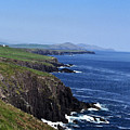 Dingle Coast Near Fahan Ireland by Teresa Mucha