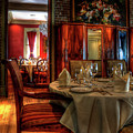 Dining At Muriel's by Kathleen K Parker