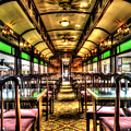Dining In Style by Paul W Faust -  Impressions of Light