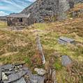 Dinorwic Quarry Ruins by Adrian Evans