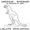 Dinosaur: Dryptosaurus by Granger