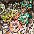 Dinosaurs by Geraldine Myszenski
