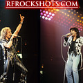 Dio And Steve Perry Rfrockshots.com by Rich Fuscia