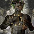Dionysus God Of Grape by Quim Abella