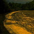 Dirt Road Around The Farm by Jeff Kurtz