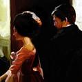 Discreet Whisper by Stuart Gilbert