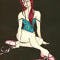 Disheveled Dancer by Summer Porter