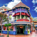 Disney Clothiers Main Street Disneyland 01 by Thomas Woolworth