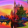Disney Fantasy Art by Ron Fleishman