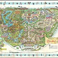 Disneyland Of Old by Tommy Anderson