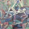 Dispair by Suzanne  Marie Leclair