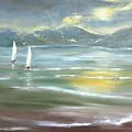 Distant Coast by Vera Persiyanova