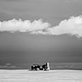 Distant Grain Elevator by Todd Klassy