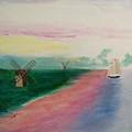 Distant Journey by Richard Beauregard