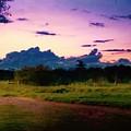 Distant Rain by Trey McCoy