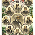 Distinguished Colored Men   1883 by Daniel Hagerman