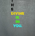 Divine #4 by Joseph S Giacalone