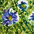 Divine Blooms-21165 by Baljit Chadha