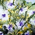 Divine Blooms-21172 by Baljit Chadha