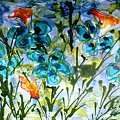 Divine Blooms-21180 by Baljit Chadha