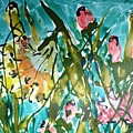 Divine Blooms-21191 by Baljit Chadha