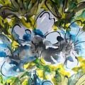 Divine Blooms-21195 by Baljit Chadha