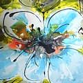 Divine Blooms-21199 by Baljit Chadha