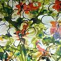 Divine Blooms-21203 by Baljit Chadha