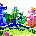 Dizzy Dragon Ride 1 by Jeelan Clark