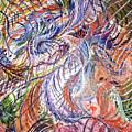 Dizzy Feathers by Mary Shawn Newins