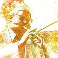 Dizzy Gillespie Cheraw South Carolina 2 by Bob Pardue