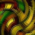 Dizzy Plaid by Terry Mulligan