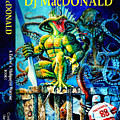 Dj Macdonald Book Cover by Hanne Lore Koehler