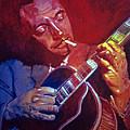 Django Sweet Lowdown by David Lloyd Glover