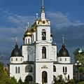 Dmitrov. Assumption Cathedral. by Alexander Lobanov