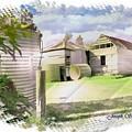 Do-00027 Old Cottage by Digital Oil