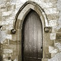 Do-00055 Chapels Door In Morpeth Village by Digital Oil